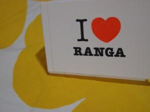 I heart Ranga
