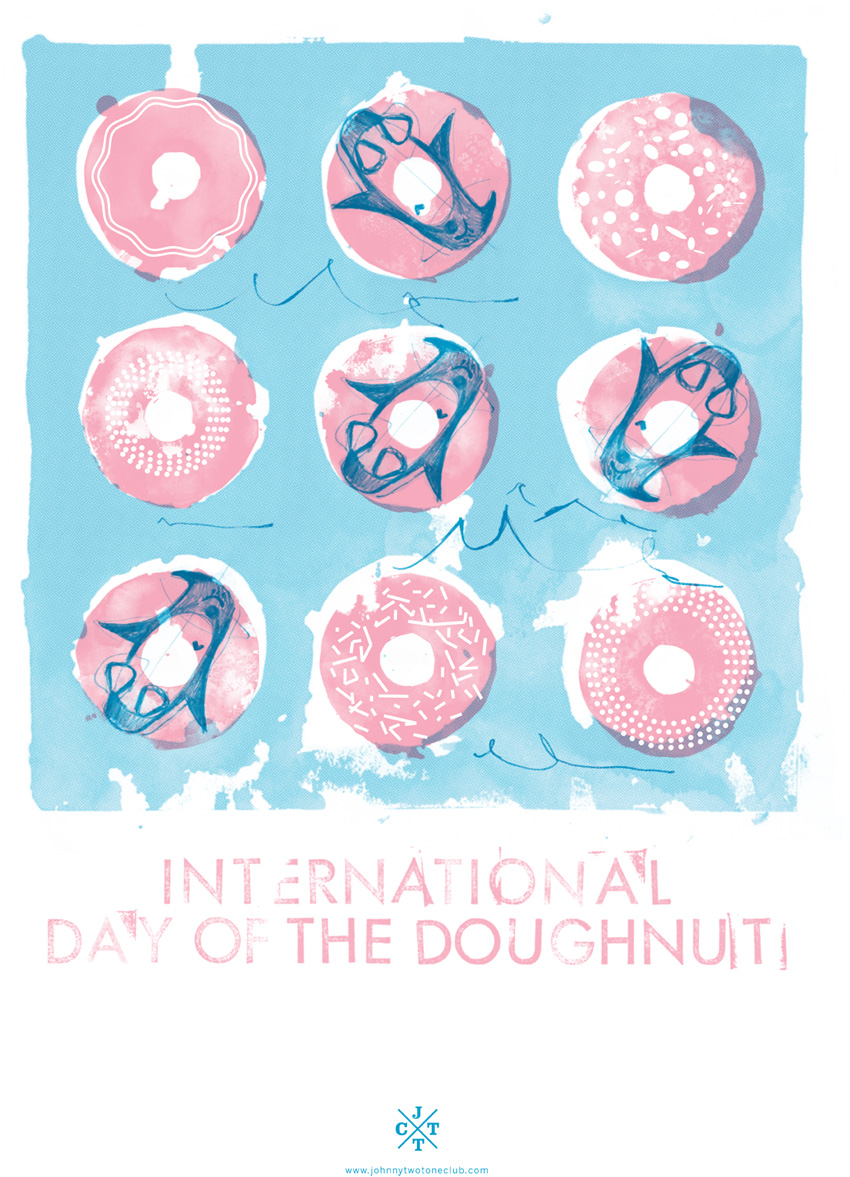 International Doughnut Day - Natasha Muhl
